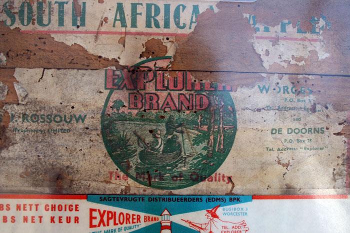 1930 Explorer brand