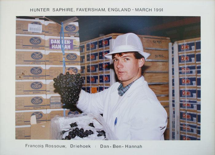 1991 Francois Rossouw