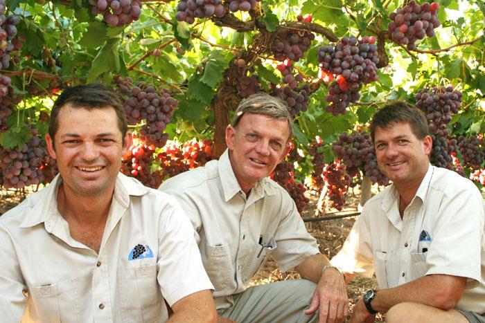 2007 Stephan, Stephanus and Francois